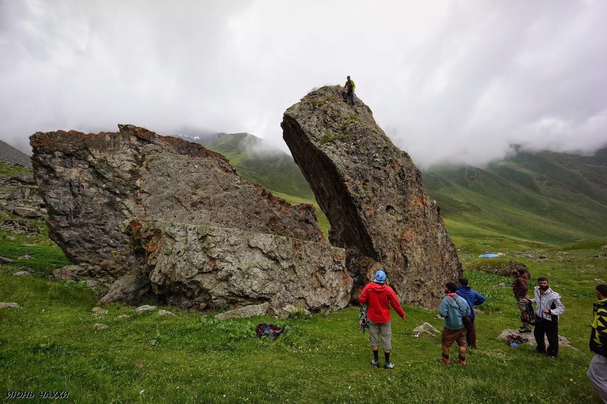 Альпиниада.Кавказ.