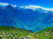 Перевал Саберце