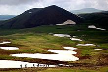 Гегамские горы