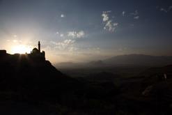 Дворец Исхак Паша