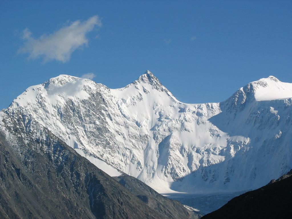 Вулканы Камчатки Ключевская сопка ...: www.tropa.dp.ua/extreme/mountain/beluha.html