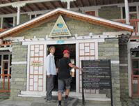 Горная лоджия на треке вокруг Аннапурны