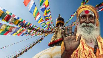 Трек к Эвересту. Непал